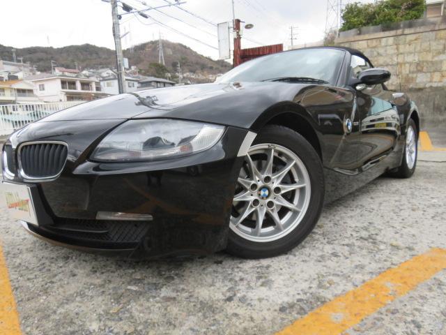 「BMW」「BMW Z4」「オープンカー」「兵庫県」の中古車29