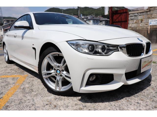 420iグランクーペ Mスポーツ 黒革シート 2年無料保証 BMW認定店(10枚目)