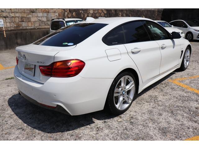 420iグランクーペ Mスポーツ 黒革シート 2年無料保証 BMW認定店(14枚目)