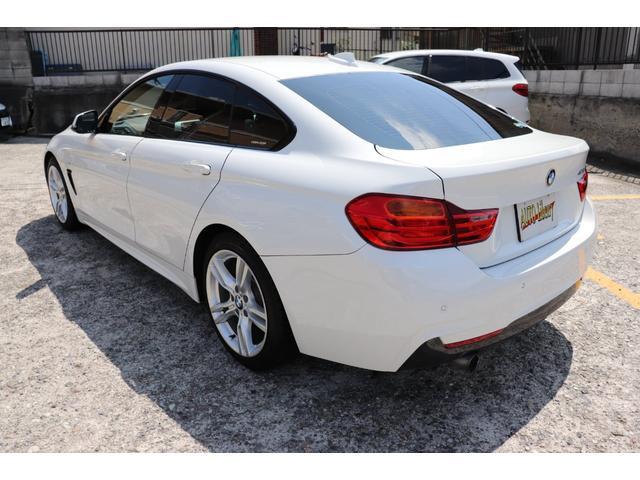 420iグランクーペ Mスポーツ 黒革シート 2年無料保証 BMW認定店(21枚目)