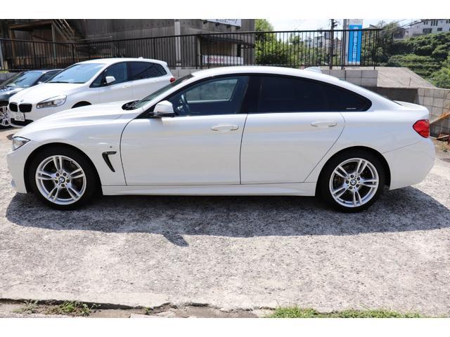 420iグランクーペ Mスポーツ 黒革シート 2年無料保証 BMW認定店(22枚目)