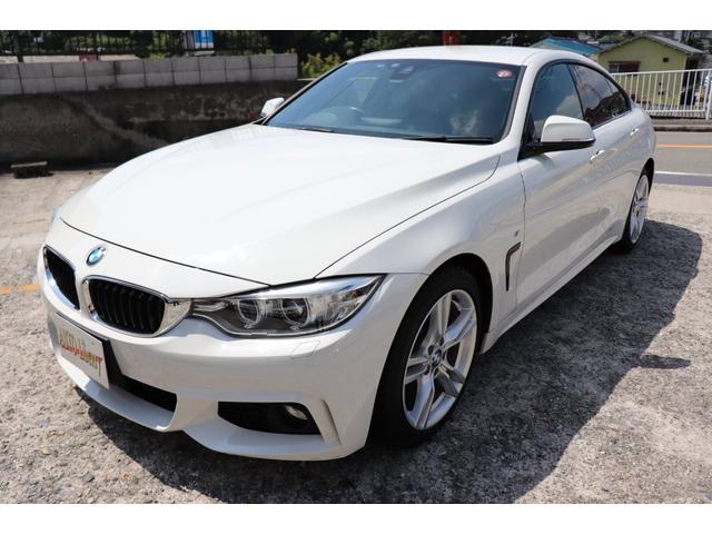 420iグランクーペ Mスポーツ 黒革シート 2年無料保証 BMW認定店(25枚目)
