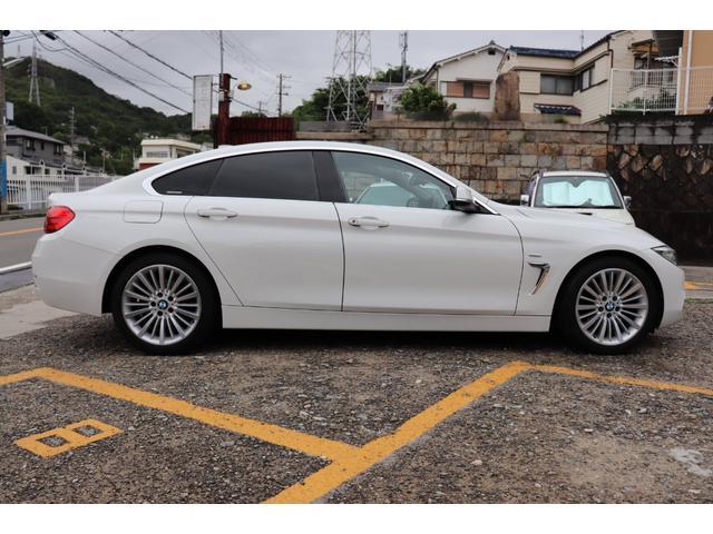 420iグランクーペ ラグジュアリー 2年長期無料保証付 BMW認定店(9枚目)