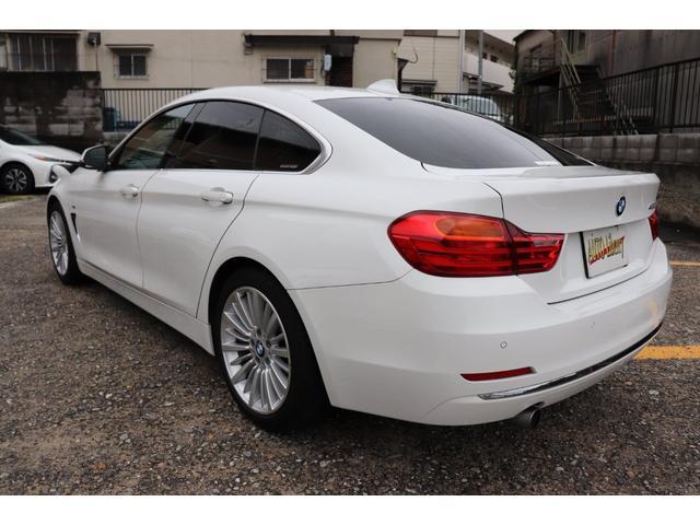 420iグランクーペ ラグジュアリー 2年長期無料保証付 BMW認定店(16枚目)