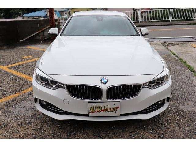 420iグランクーペ ラグジュアリー 2年長期無料保証付 BMW認定店(25枚目)