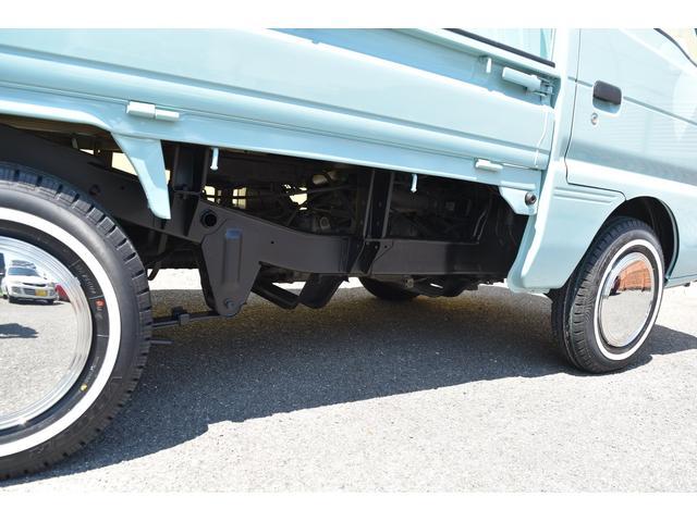 スズキ キャリイトラック KU4WD エアコン付 カスタム全塗装済