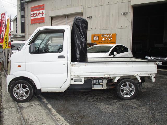 KCスペシャル 4WD AT PS 簡易電動クレーン付き(5枚目)