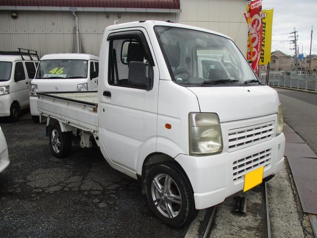 KCスペシャル 4WD AT PS 簡易電動クレーン付き(6枚目)