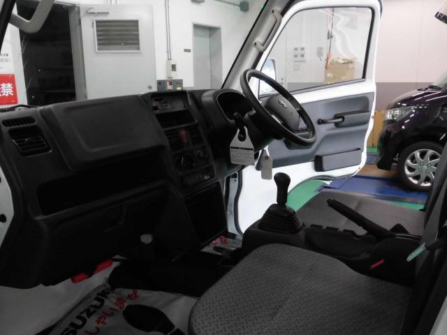 KCスペシャル4WD5MT前後衝突軽減装置キーレス(9枚目)