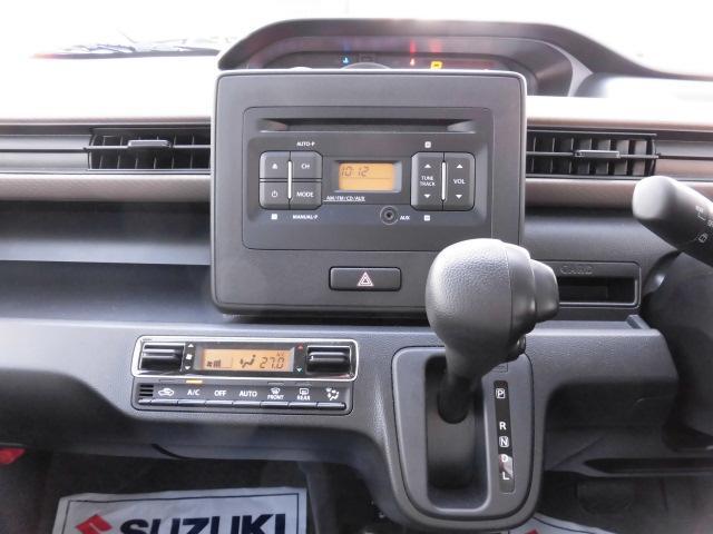 HYBRID FX 2型純正CDラジオ前後衝突軽減装置(5枚目)