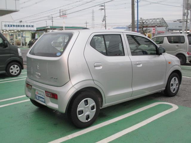「スズキ」「アルト」「軽自動車」「滋賀県」の中古車5