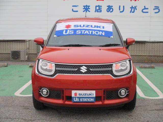 「スズキ」「イグニス」「SUV・クロカン」「滋賀県」の中古車2