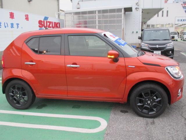 「スズキ」「イグニス」「SUV・クロカン」「滋賀県」の中古車4