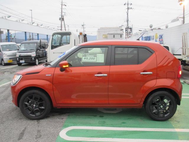 「スズキ」「イグニス」「SUV・クロカン」「滋賀県」の中古車8