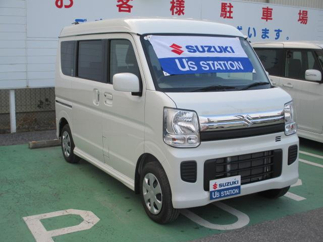 「スズキ」「エブリイワゴン」「コンパクトカー」「滋賀県」の中古車3