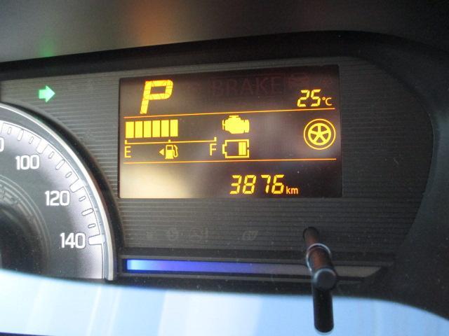 走行距離は3,876キロ
