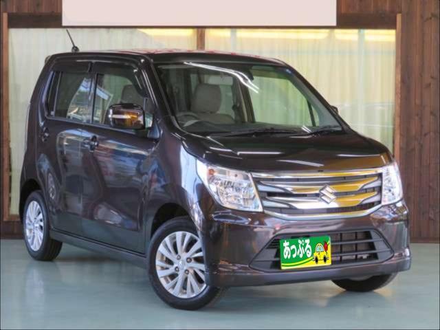 「スズキ」「ワゴンR」「コンパクトカー」「兵庫県」の中古車4