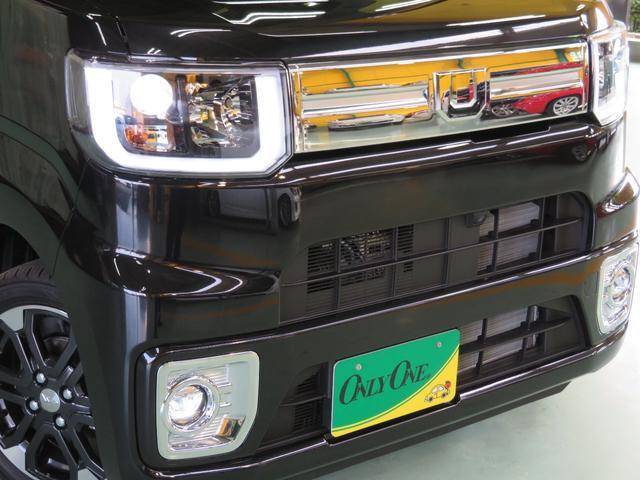 ■【LEDヘッドライト】&【LEDフォグランプ】が装備され、シャープで洗練されたフロントフェイスが実現しました!またエネルギーの消費が大幅にカットされています。●オートハイビーム・オートライトも装備!