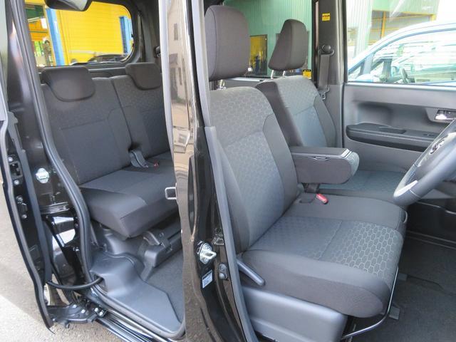 ■後席は広々の快適空間!左右独立式のスライド機能&リクライニング機能付き!両側電動スライドで乗り降りもらくらくですョ!