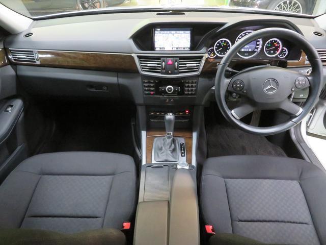 E250CGIブルーエフィシェンシーワゴン ワンオーナー(2枚目)