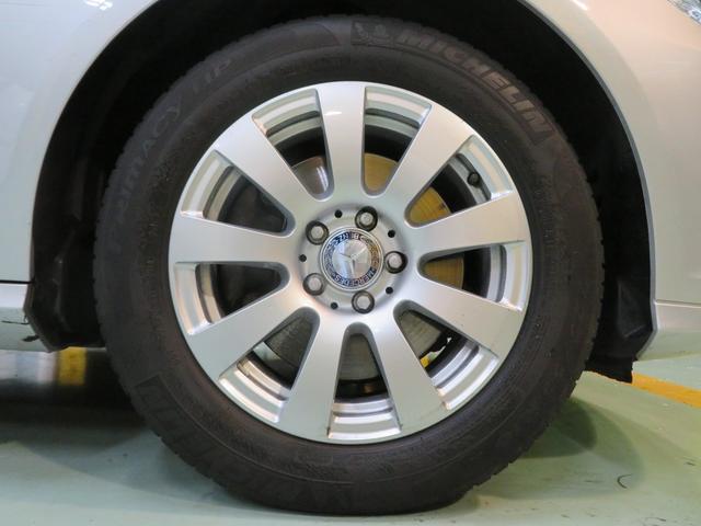 E250CGIブルーエフィシェンシーワゴン ワンオーナー(13枚目)
