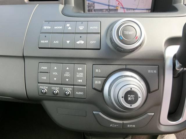 ホンダ ステップワゴン G HDDナビ