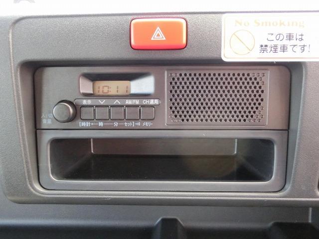 純正ラジオ付き♪
