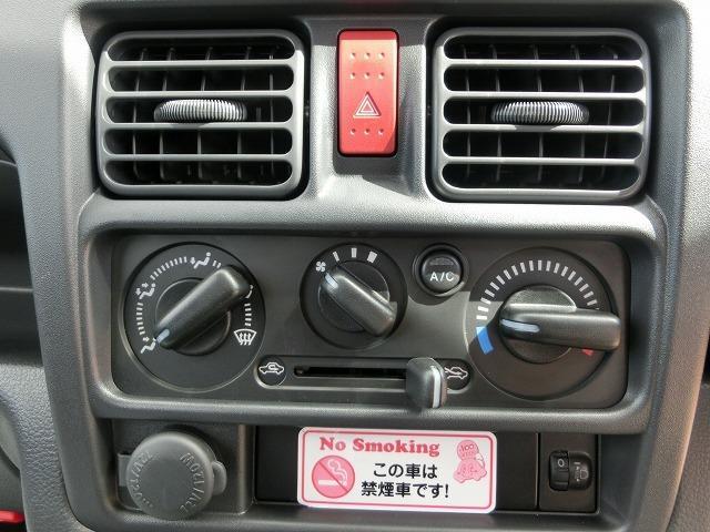 KCエアコン・パワステ ETC Wエアバッグ ABS 禁煙車 3AT(12枚目)