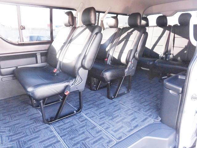 トヨタ ハイエースワゴン GL パワースライドドア ナビ フルセグTV バックモニター