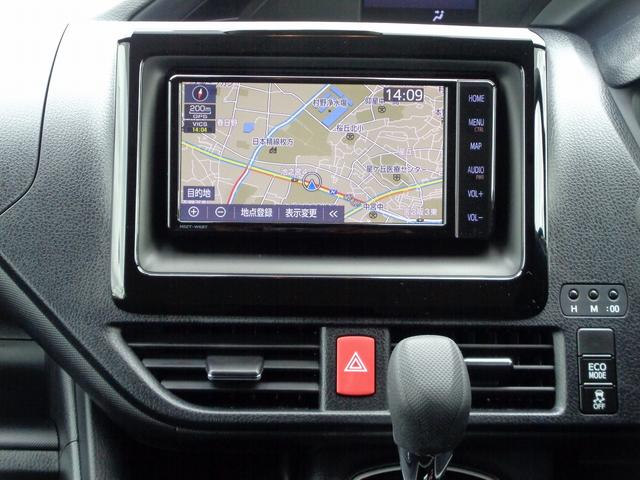 X 純正SDナビ トヨタセーフティセンス バックカメラ スマートエントリーシステム 両側電動スライドドア フルセグTV DVD Bluetooth ミュージックサーバー ETC スマートキー(3枚目)