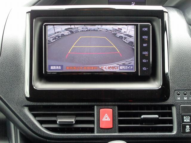 X 純正SDナビ トヨタセーフティセンス バックカメラ スマートエントリーシステム 両側電動スライドドア フルセグTV DVD Bluetooth ミュージックサーバー ETC スマートキー(4枚目)