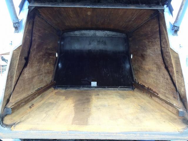 いすゞ エルフトラック プレスパッカー 4.2m3 フジマイティ 助手席スライドドア