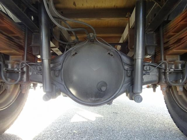 日野 デュトロ パワーゲート付平ボディ ワイド セミロング ミドル 4トン積