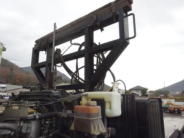 いすゞ ギガ 重量トラクタ トレーラヘッド ダブル 第5輪荷重20トン