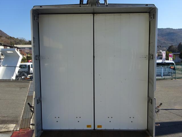 いすゞ ギガ アルミウイング ベッドレス 10mボディ 13.2t積み