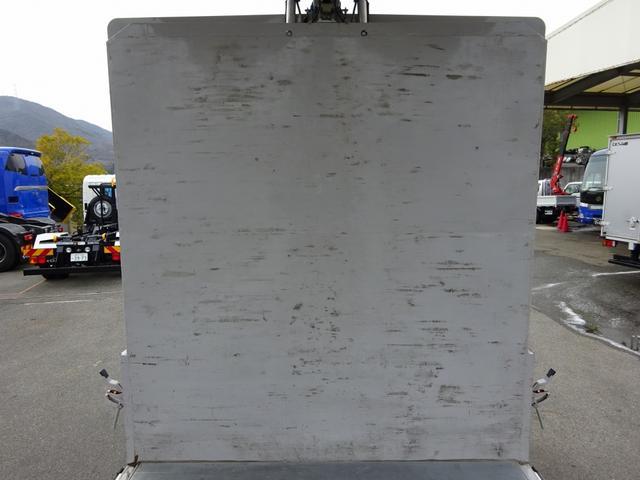 いすゞ エルフトラック 2t アルミウイング ワイド 超ロング 床鉄板張り
