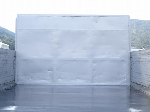 増トン 手動幌ウイング ワイド幅 ベッド付 7.1t積み(11枚目)