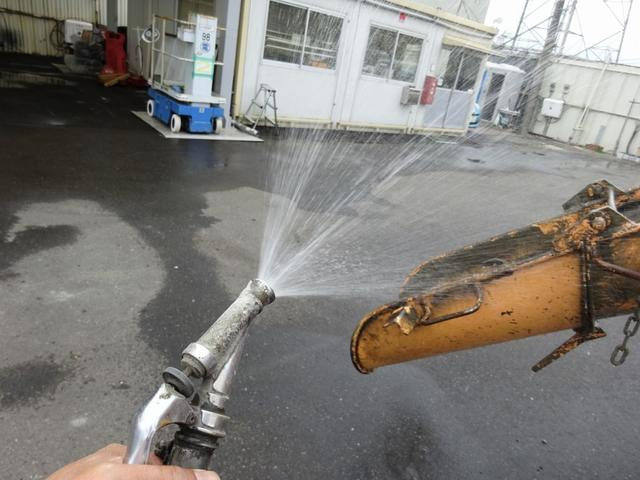 日野 ヒノレンジャー ミキサー車 生コン 増トン ドラム容量8.9m3 11t積み
