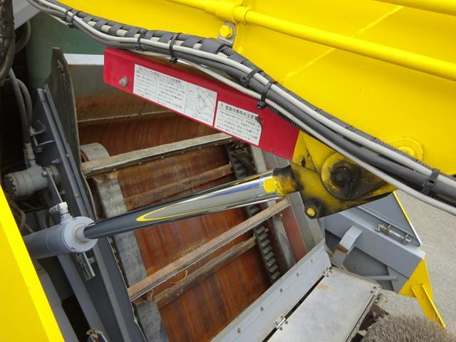 増トン車 路面清掃車 ストリートスイーパー CNG(21枚目)