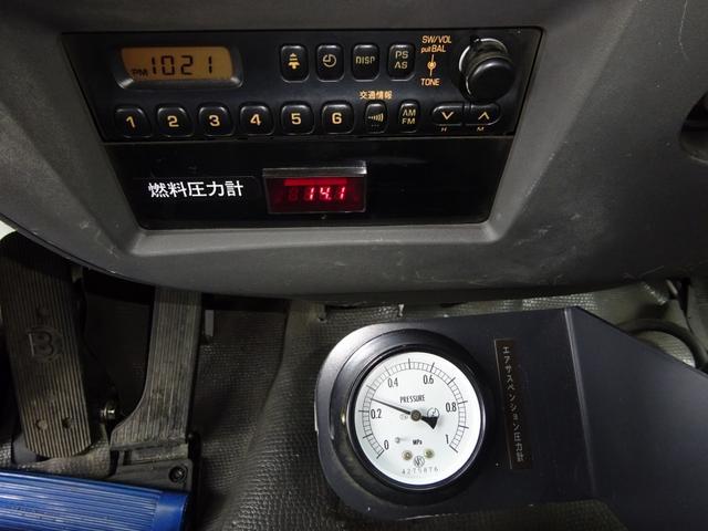 増トン車 路面清掃車 ストリートスイーパー CNG(60枚目)