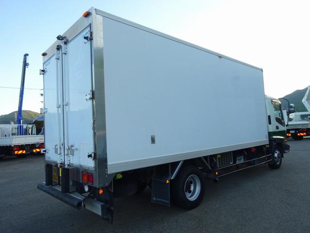 冷凍車 低温 床キーストン 標準幅 ベッドレス 3.1t積み(4枚目)
