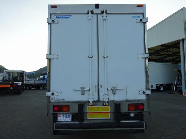 冷凍車 低温 床キーストン 標準幅 ベッドレス 3.1t積み(6枚目)