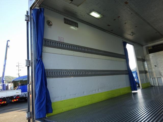冷凍車 低温 床キーストン 標準幅 ベッドレス 3.1t積み(8枚目)