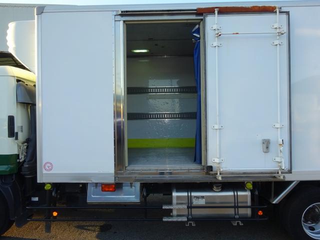 冷凍車 低温 床キーストン 標準幅 ベッドレス 3.1t積み(14枚目)
