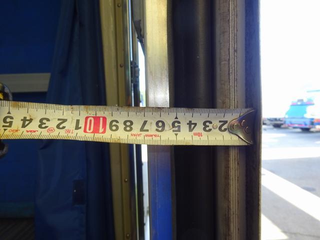 冷凍車 低温 床キーストン 標準幅 ベッドレス 3.1t積み(16枚目)