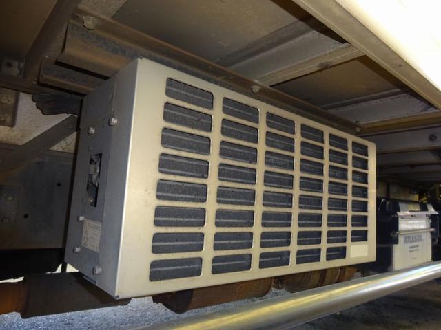 冷凍車 低温 床キーストン 標準幅 ベッドレス 3.1t積み(17枚目)