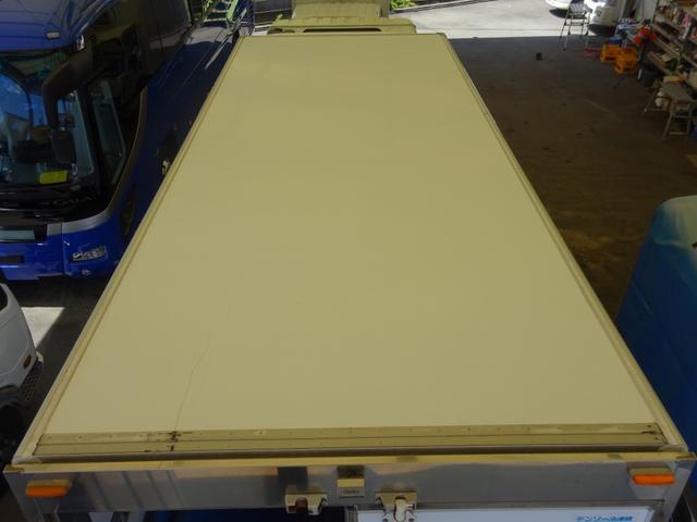 冷凍車 低温 床キーストン 標準幅 ベッドレス 3.1t積み(18枚目)