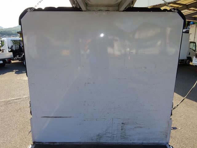 幌ウイング 手動式幌 ワイド ロング 2t積み 全低床(12枚目)