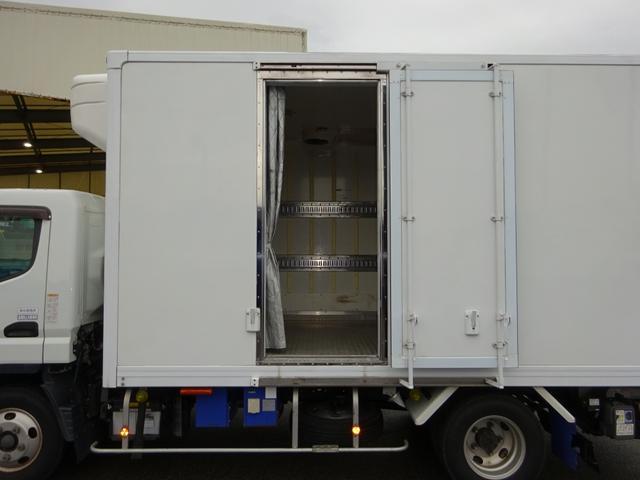 2パワーゲート付冷凍車 低温 ワイド ロング 2t積み(16枚目)