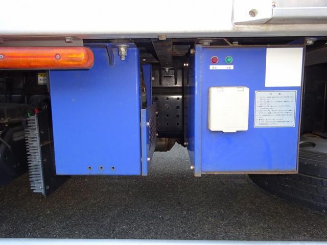 2パワーゲート付冷凍車 低温 ワイド ロング 2t積み(18枚目)